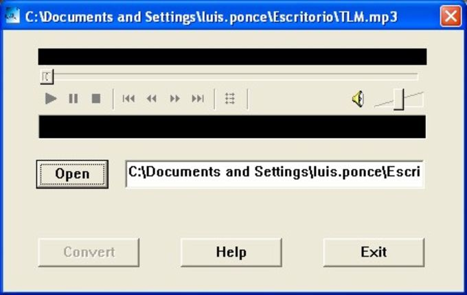 MP3 Player Utilities - AMV Convert Tool