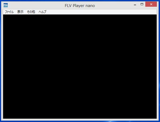 FLV Player Nano
