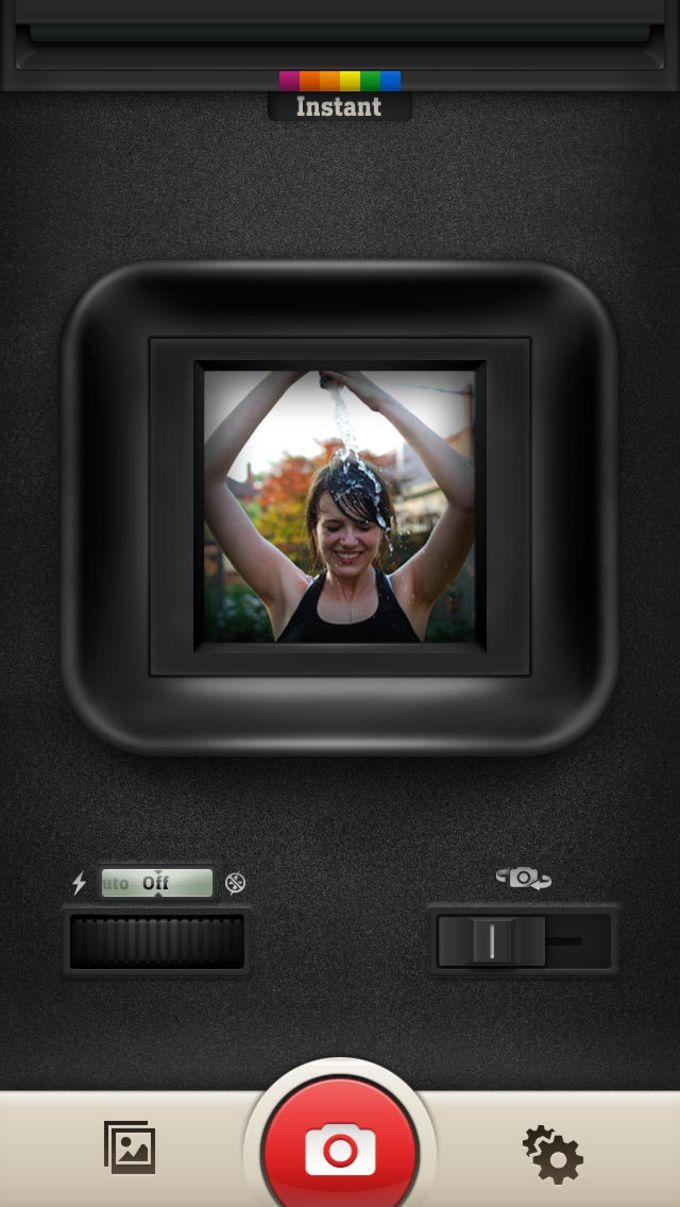 Instant: The Polaroid Instant Camera
