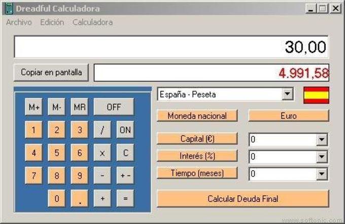 Euro Calculadora