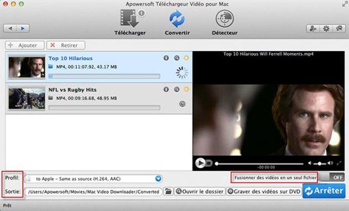 Apowersoft Téléchargeur Vidéo pour Mac