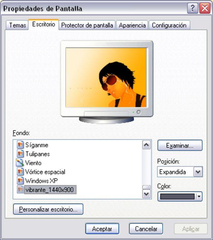 Corporate Communicator Screen Saver