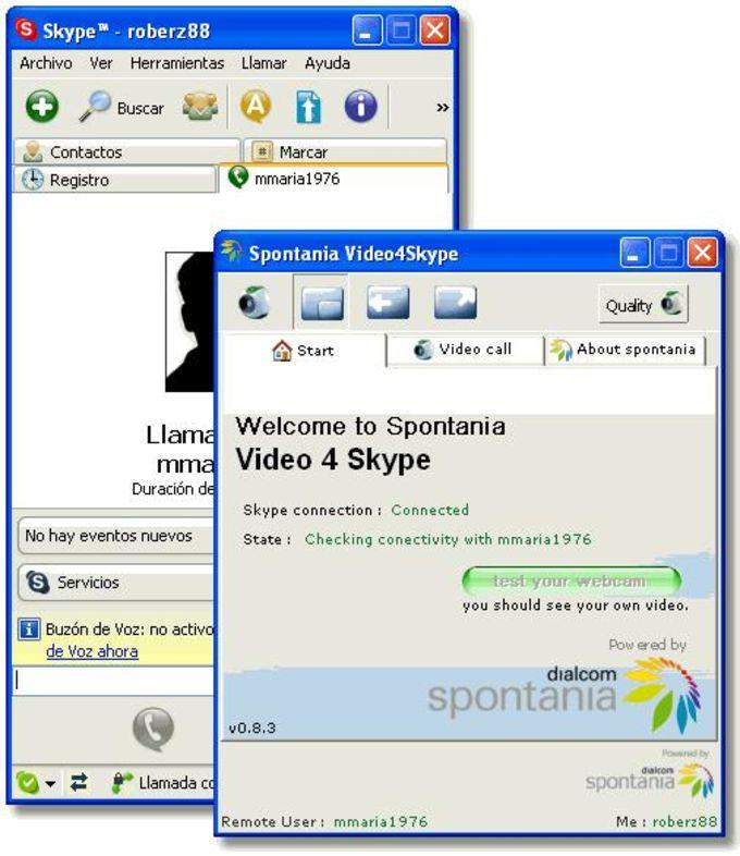 Spontania Video4IM