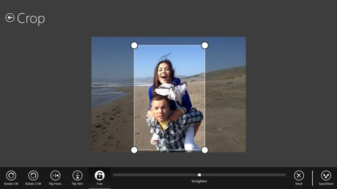 Adobe Photoshop Express voor Windows 10