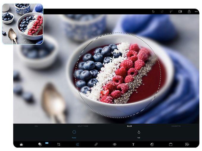 Adobe Photoshop Express for Windows 10