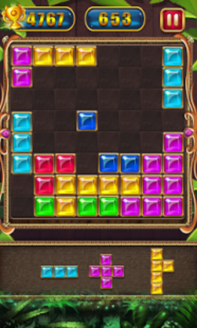 Puzzle Block Jewels