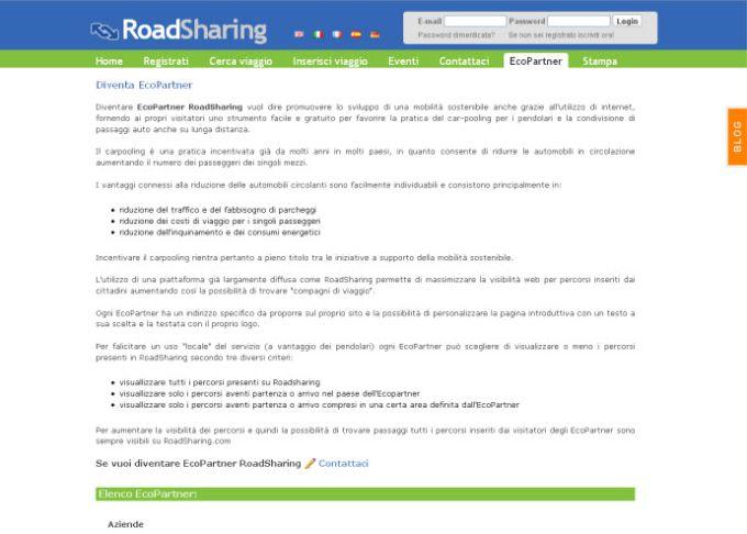 Roadsharing