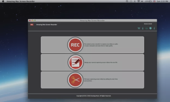 Mac Free Screen Recorder