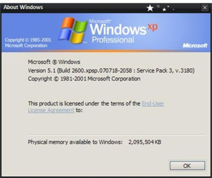 Download Windows XP Service Pack 3 - free - latest version