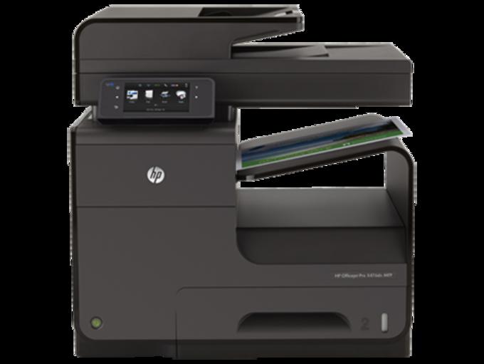 HP Officejet Pro X476 Printer series drivers