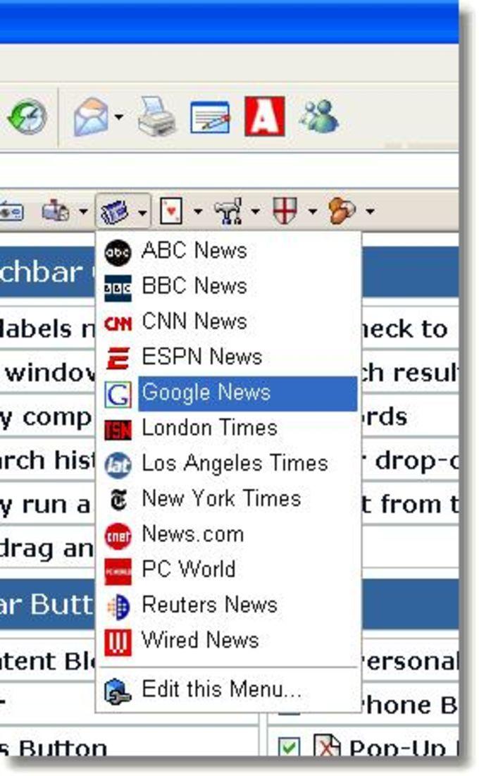 Advanced Searchbar