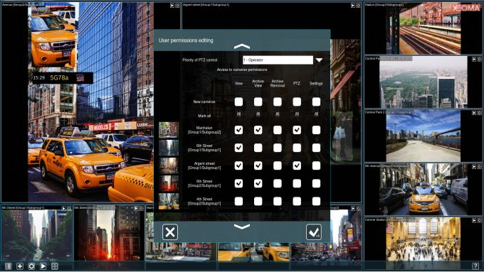 Xeoma Video Surveillance Software for Android