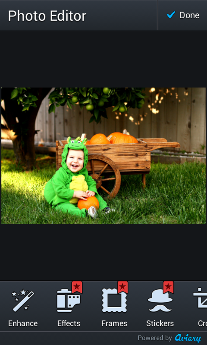 Download Baby Photo Frames for Android - free - latest version