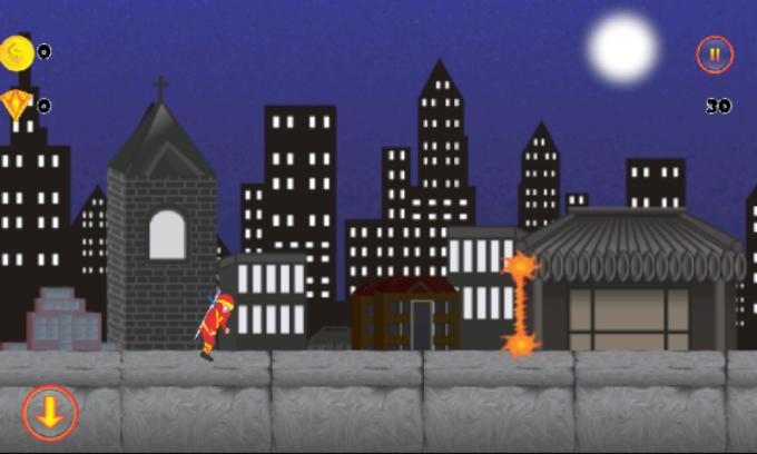 Ninja Hattori Run
