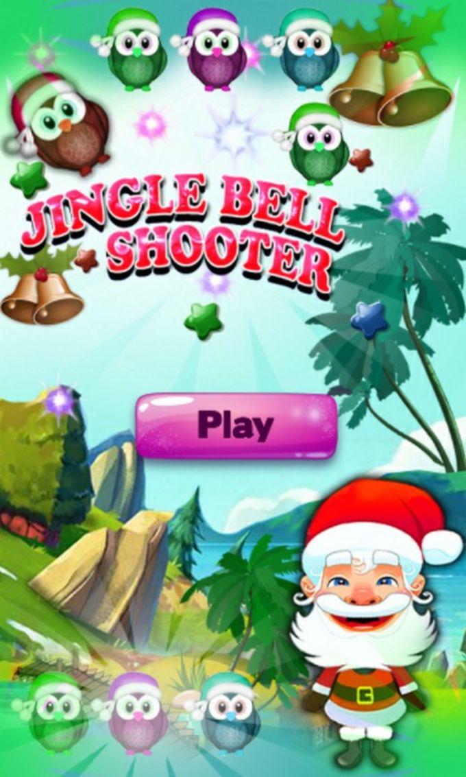 Jingle Bubble Shooter