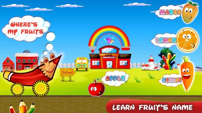 Education Roller Kids Game