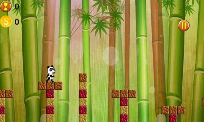 Brave Panda Run