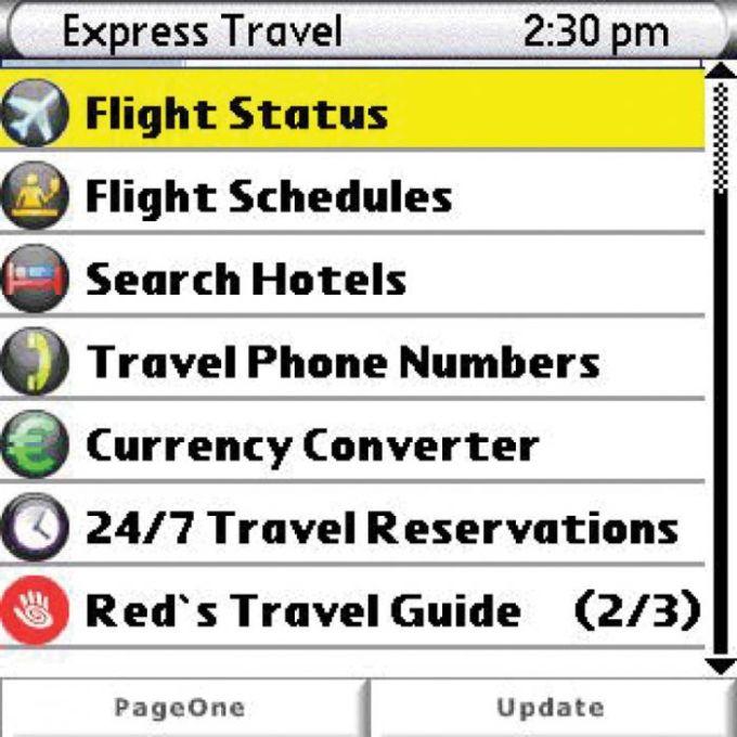 Pocket Express