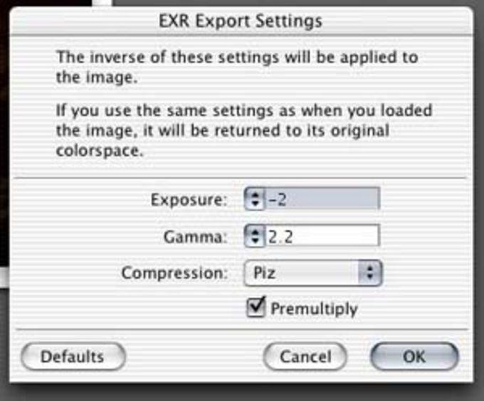 OpenEXR