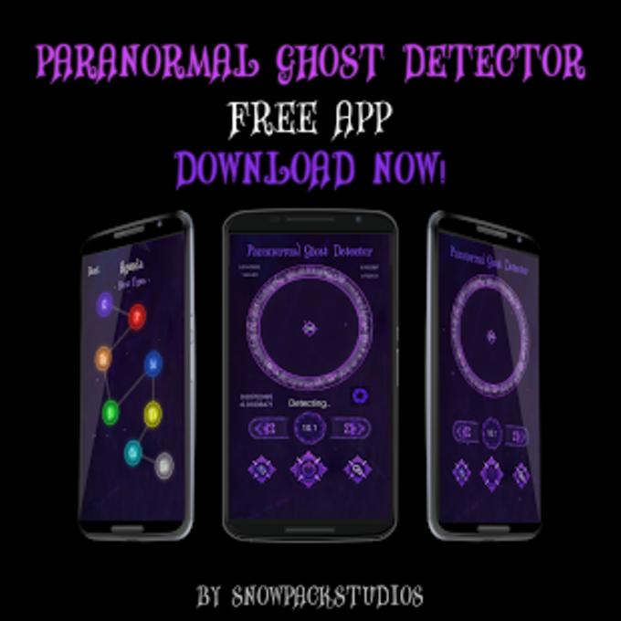 Paranormal Ghost Detector