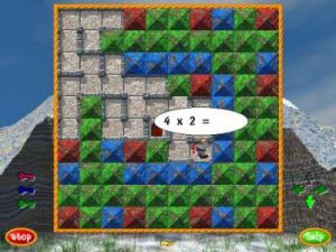 Multi Maze Mountain 2