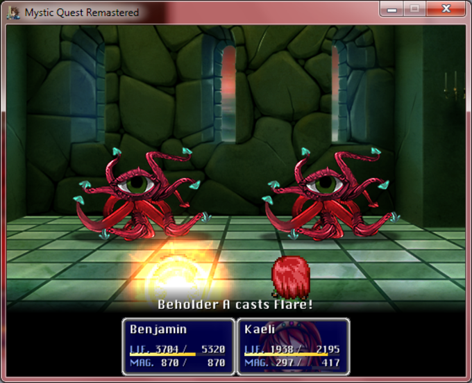 Mystic Quest Remastered