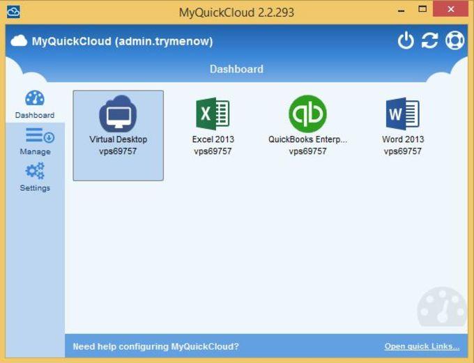 MyQuickCloud
