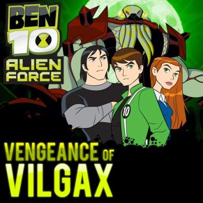 Ben 10: Venganza de Vilgax