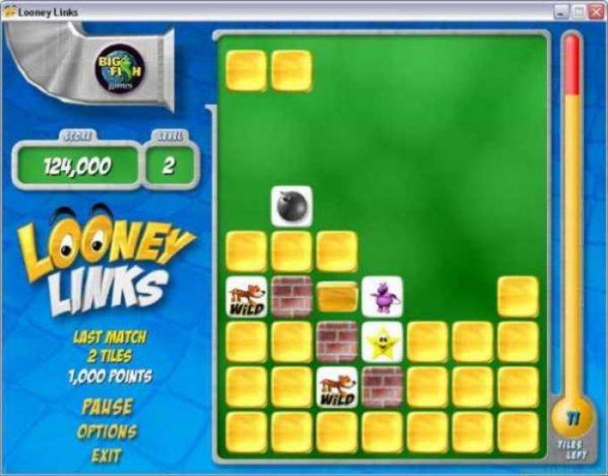 Looney Links