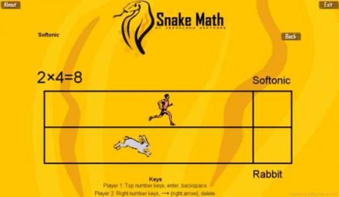 Snake Math