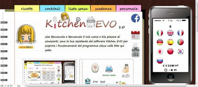 Kitchen Evo