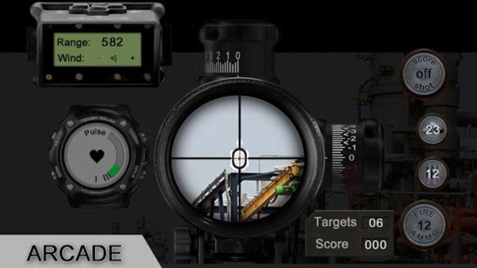 Pro Shooter: Sniper