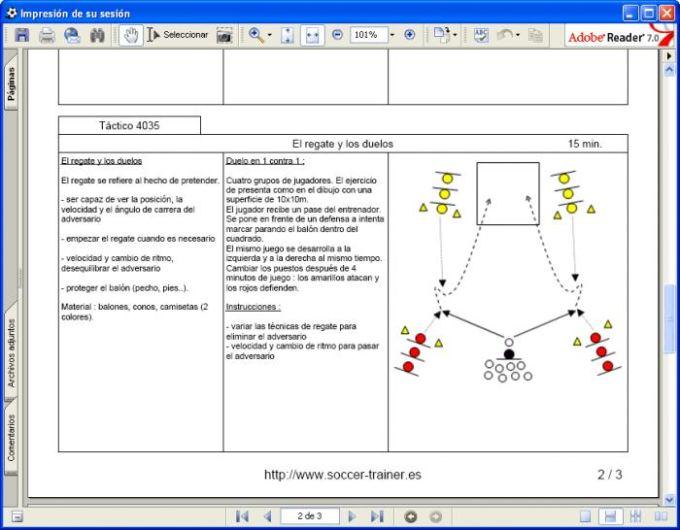 Soccer-Trainer