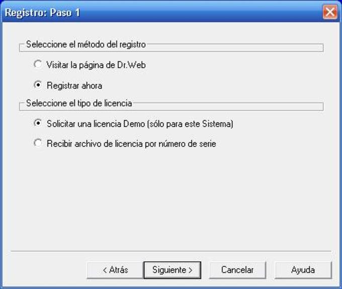 Dr.Web Antivirus V.7