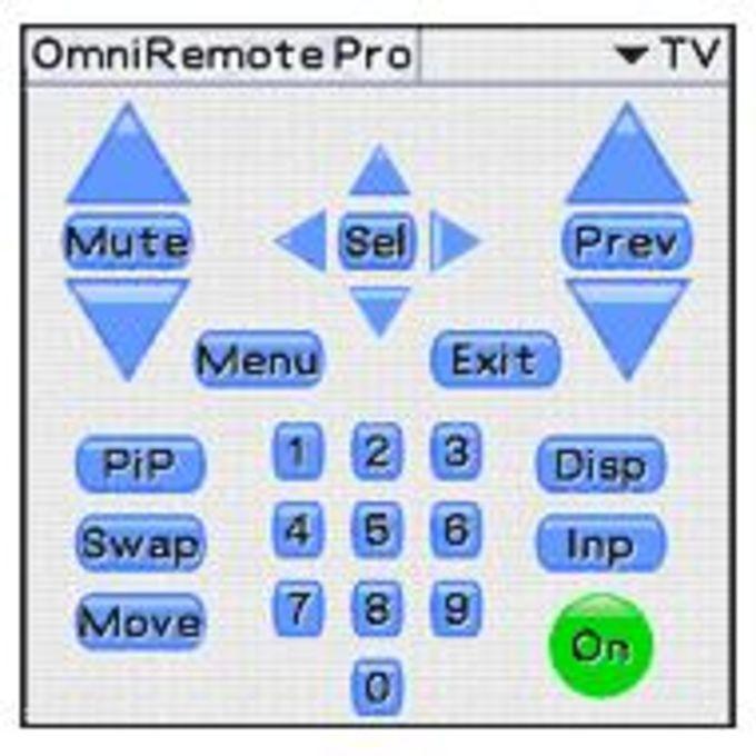 OmniRemote Pro