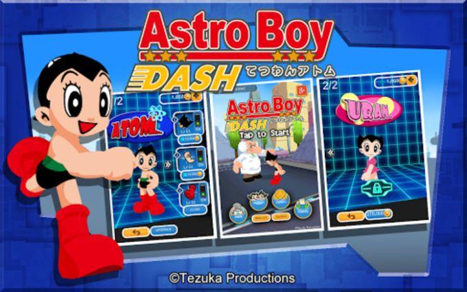 Corri con Astro Boy