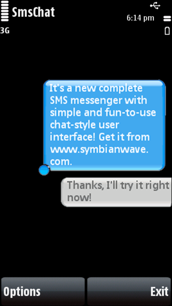 SMS Chat