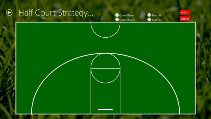Basketball Coach Assist for Windows 10