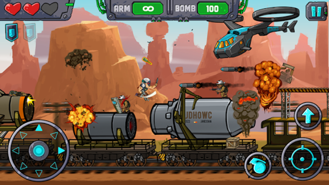 Metal Shooter: Super Soldiers