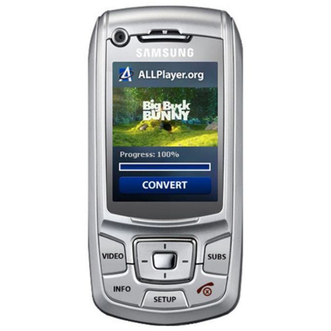 Free ALLConverter to MP4 Phone
