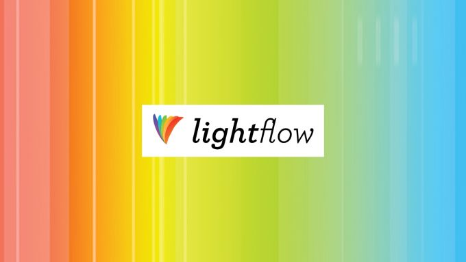 Light Flow - Control LED
