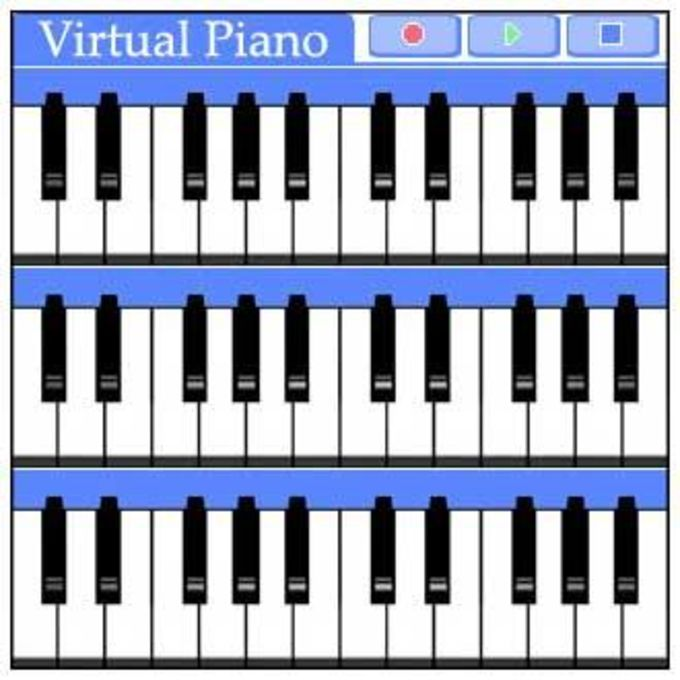 Virtual Piano - Enhanced