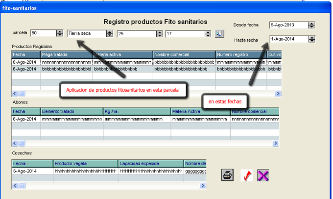 software fitosanitarios