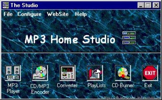 MP3 Home Studio