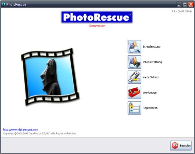 PhotoRescue