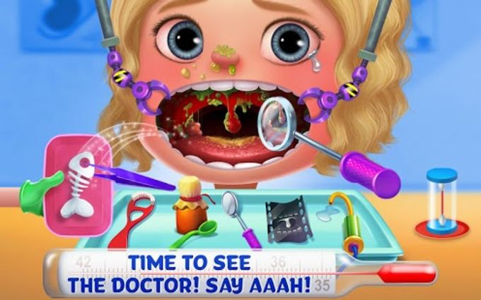 Kids Emergency Doctor