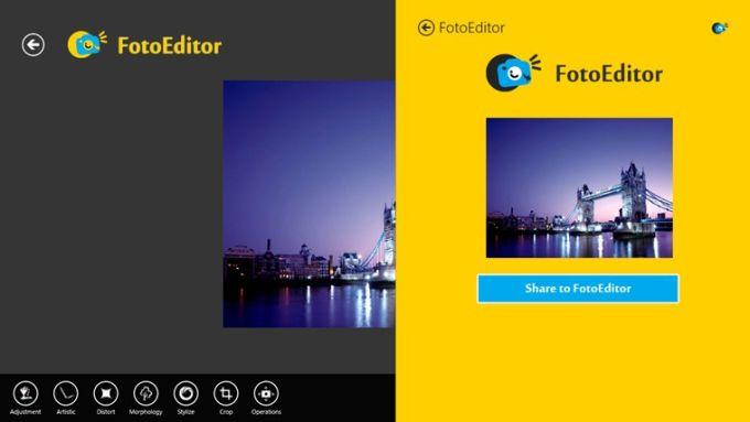 FotoEditor for Windows 10
