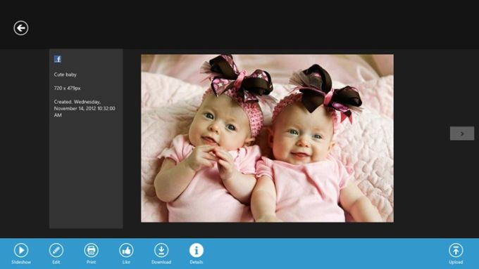 HP Connected Photo powered by Snapfish for Windows 10