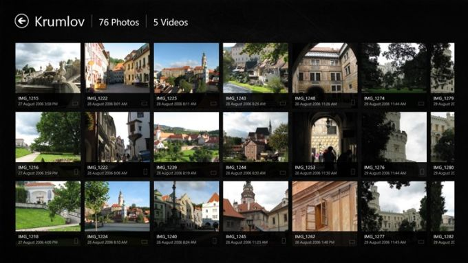 Gallery HD for Windows 10