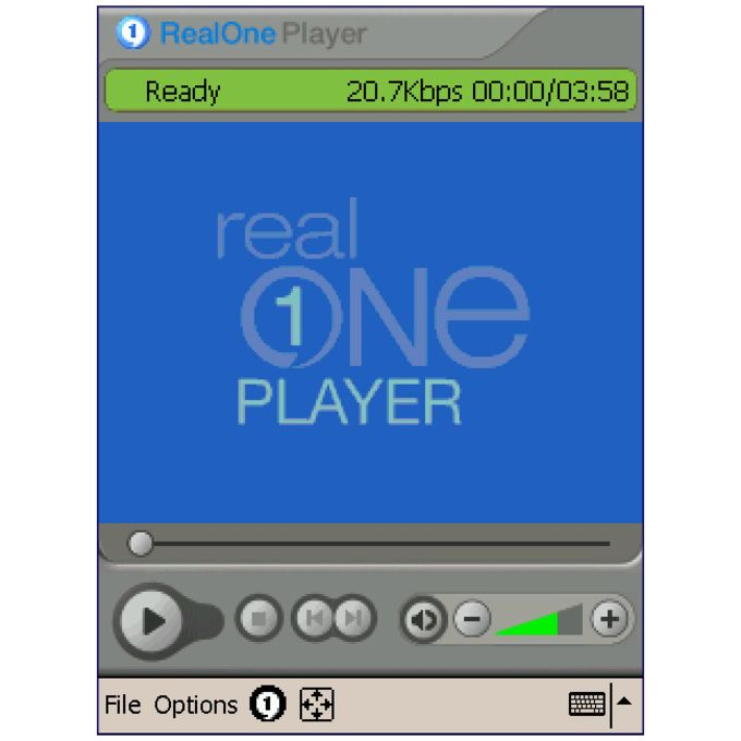 RealPlayer pour Mobile